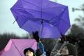 Meteorológovia varujú: Pozor na silný vietor, môže fúkať do 140 km/h