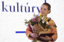 Odovzdávanie Ceny ministerky kultúry za rok 2019