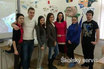 V OA Šurany sa konala prezentácia prác študentov v rámci SOČ