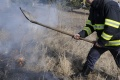 V okresoch Michalovce a Trebišov hasiči odstraňovali následky búrky