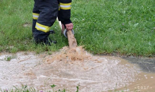 Po silnej búrke vyhlásili v Prešove mimoriadnu situáciu