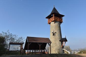 FOTO: Pri veternom mlyne vybudovalo mesto Holíč rozhľadňu