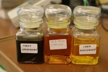 STU vyvíja unikátne technológie na regeneráciu použitých olejov