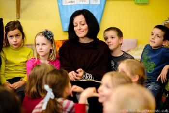Nitra sa po prvýkrát zapojí do projektu Celé Slovensko číta deťom