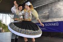 Slávnosti bratstva Čechov a Slovákov na Veľkej Jav