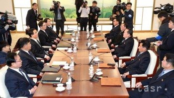 Rokovania Južnej a Severnej Kórey sa uskutočnia na budúci štvrtok
