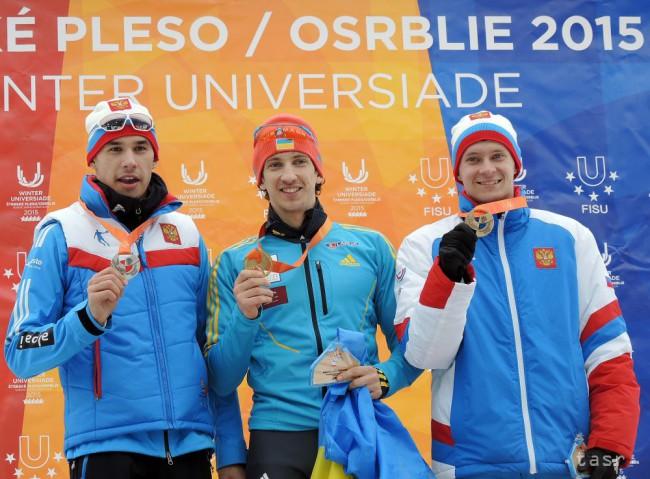 SZU-biatlon: Vo vytrvalostných pretekoch mužov zlato pre Rusinova