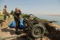 Iracké jednotky ostreľujú Mósul z východu, od mesta Bartalla