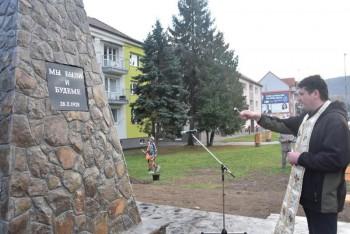 Vo Svidníku odhalili pamätník venovaný 100.výročiu vzniku ČSR