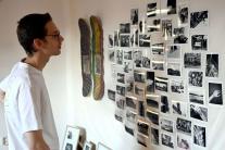Výstava mladých umelcov Sečoviec pod názvom TVOR