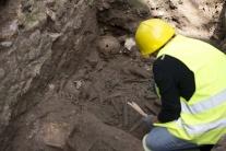 Pri stavbe metra v Ríme našli kasárne rímskej prétoriánskej gardy