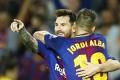 VIDEO: Barcelona zdolala Eibar, Messi opäť predviedol svoju genialitu