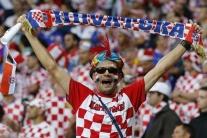 Fanúšikovia Chorvátska
