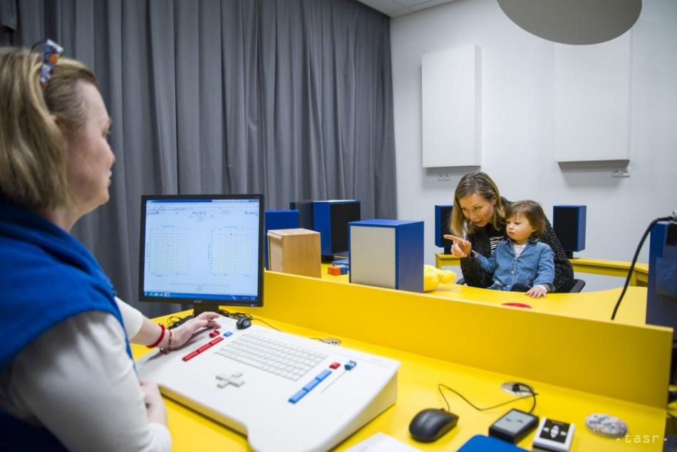 V Bratislave otvorili prvé Centrum pre deti s poruchami sluchu