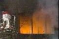 V Čechách horela elektráreň, vznikla škoda za 50 miliónov korún