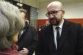 Belgický premiér Michel utrpel na štarte pretekov ujmu na sluchu