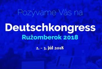 Deutschkongress poukáže na dôležitosť cudzích jazykov na školách