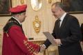 Prezident A. Kiska vymenoval nového rektora Univerzity J. Selyeho