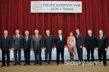 Diskusia prezidentských kandidátov - Prezidentské voľby 2014 v Trnave