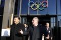 Prvý čínsky prezident navštívil sídlo MOV. Stretol sa s Bachom