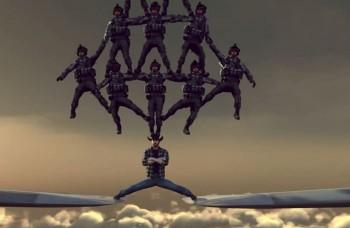 Šťastné a veselé želá Chuck Norris: Týmto geniálnym videom!