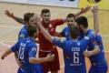 Volejbalisti Nitry zdolali Prešov. Stav finálovej série znížili na 1:2