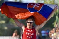 Richard Varga získal premiérový titul majstra Európy v akvatlone