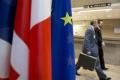 Nemecká ministerka hospodárstva si nemyslí, že brexit poškodí Nemecko
