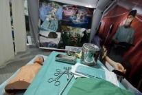 Slovensko zdravotníctvo nemocnice poľná nemocnica
