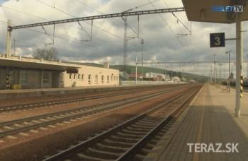 Unikátny vlakový videoprojekt: Železničná stanica Bratislava Rača