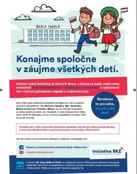 Prváci na juhu Slovenska majú do slovenskej školy cestovať 45 minút
