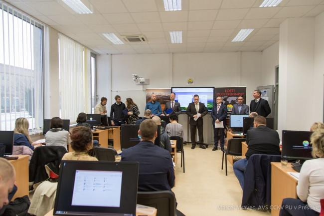 Prešovský samosprávny kraj spoločne s Prešovskou univerzitou v Prešove  rozšírili oblasť spolupráce 585c6346340