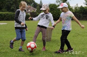 Deti v letných táboroch môžu tancovať, športovať