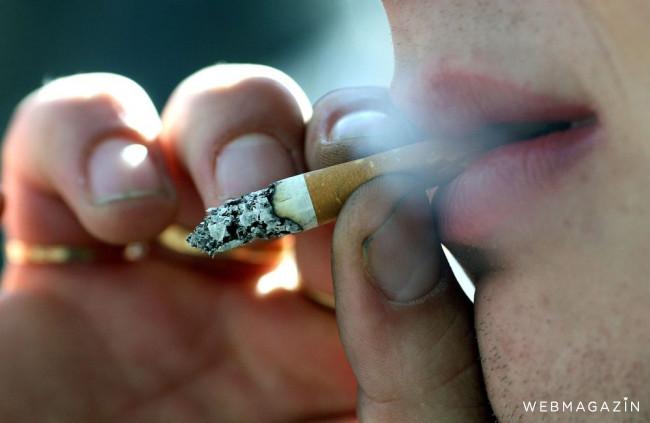 Fajčiarov na Slovensku dlhodobo rapídne ubúda