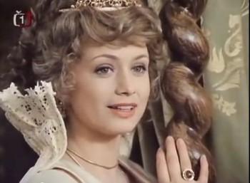 Herečka Jana Nagyová, alias princezná Arabela jubiluje