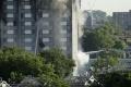 V Londýne opäť horelo, pri požiari bytového domu sa nikto nezranil