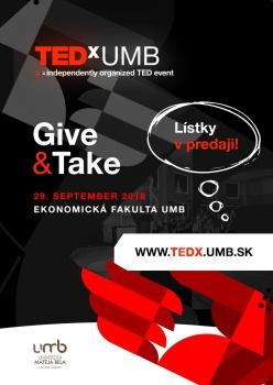 B. Bystrica: Na septembrovom TEDxUMB vystúpia úspešné ženy aj muži