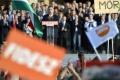 Maďarských socialistov dobieha Demokratická koalícia, vedie Fidesz