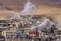 Sýrska vládna armáda prerušila bojové operácie vo Východnej Ghúte