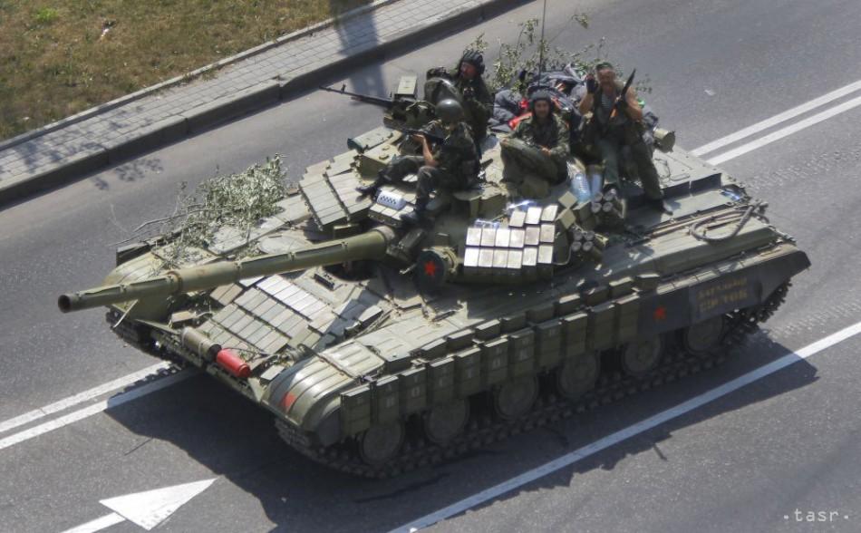 Boje na Ukrajine stále neutíchajú, bojujúce strany spolu konzultovali