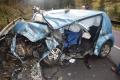 Pri nehode medzi Ružomberkom a D. Kubínom zahynula 51-ročná žena