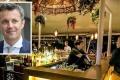 Dánskeho princa Frederika nevpustili v Brisbane do baru