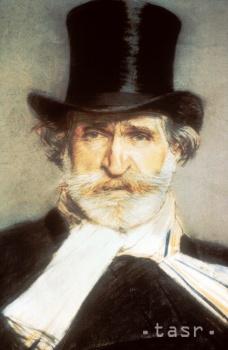 Pred 205 rokmi sa narodil taliansky hudobný skladateľ Giuseppe Verdi