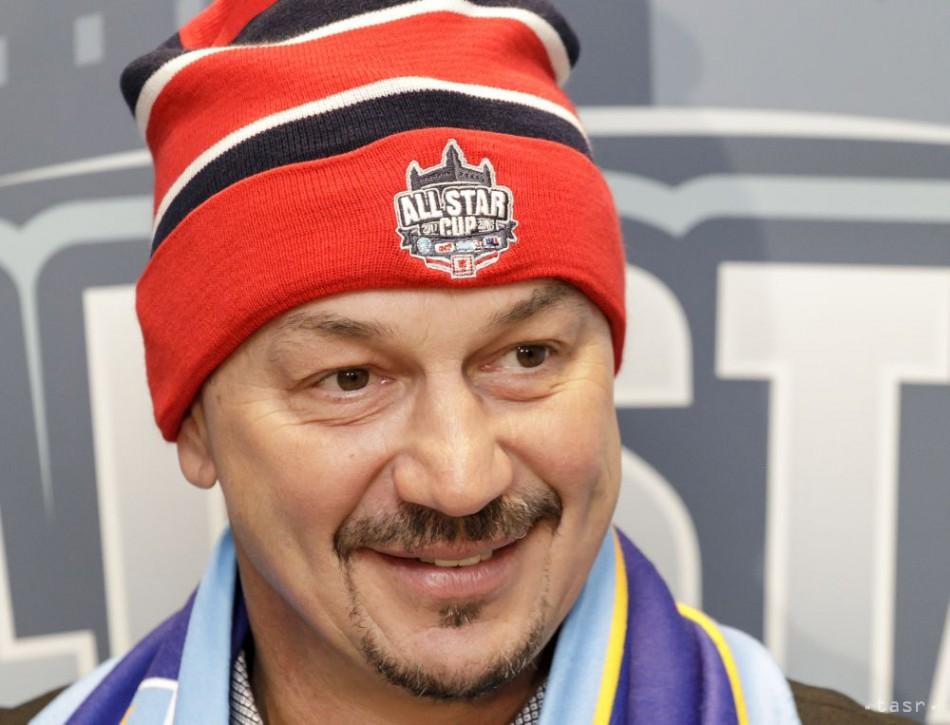 1a1599b49c Bondra sa stal generálnym manažérom All Star tímu Tipsport ligy