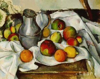 Otec moderného umenia Paul Cézanne sa stal slávnym až posmrtne