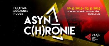 Začína festival súčasnej hudby 2019 - AsynChrónie