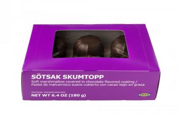 IKEA sťahuje z predaja cukrovinky marshmallow SÖTSAK SKUMTOPP