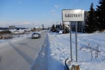 Obec Galany