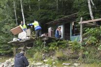 Vodohospodári odstránia desať nelegálnych objektov
