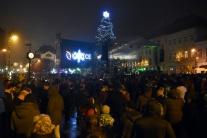 koncert, Košice, 2018